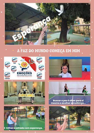 1º CONGRESSO DE GESTÃO DAS EMOÇÕES DA REDE DE ENSINO MONTE CALVÁRIO